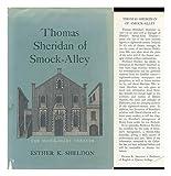 Thomas Sheridan of Smock-Alley, Sheldon, Esther K., 0691061319