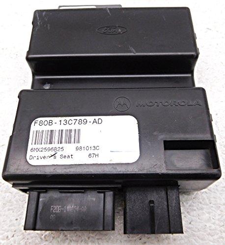 memory seat module - 7