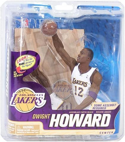 McFarlane NBA Series 22 Dwight Howard Figure