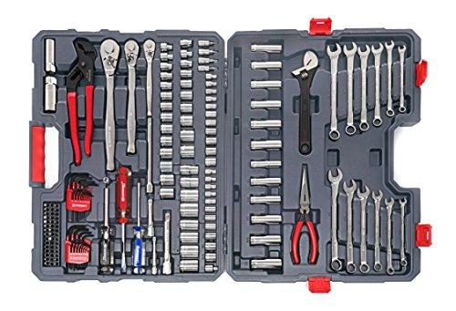 Crescent CTK170MPN Mechanics Tool Set (170 Piece)