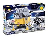 COBI Smithsonian/Apollo 11 Lunar Module Model Building Kits, Multicolor