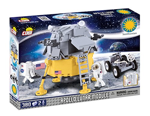 COBI Smithsonian Apollo 11 Lunar Module Building Blocks ()