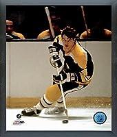 """Bobby Orr Boston Bruins NHL Action Photo (Size: 12"""" x 15"""") Framed"""