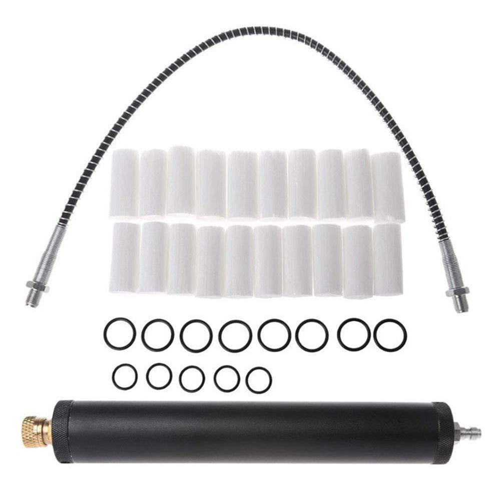 Dastrues Filtro DellAria Compressore Oil-Water Separazione Alta Pressione 40Mpa 300bar Kit Pompa