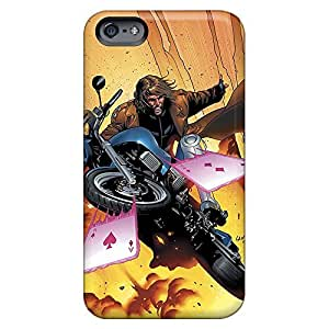 iphone 6plus 6p New Style phone back shells Hot New Strong Protect gambit i4