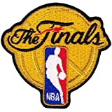 2010 NBA 'The Finals' Championship Patch Los Angeles Lakers Boston Celtics