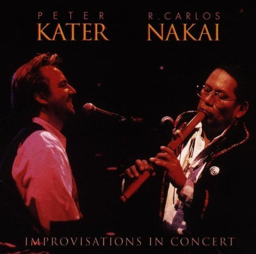 Improvisations in Concert by KATER,P/NAKAI,C