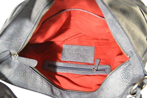 Fritzi aus Preußen , Sac à main porté au dos pour femme jeans two d
