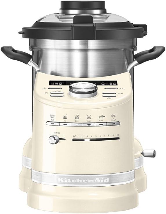 KitchenAid 5KCF0104EAC/4 Creme: Amazon.es: Electrónica