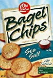 Old London Bagel Snacks, Sea Salt, 5-Ounce Boxes (Pack of 12)