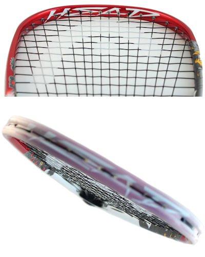 HEAD Graphene Hades (170g) Racquetball Racquet (3 5/8'' Grip) by HEAD (Image #4)