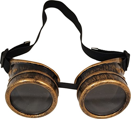 Becky Lynch Steam Punk WWE Plastic Goggles by WWE Authentic