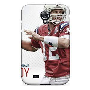 (NPSstLz-1572)durable Protection Case Cover For Galaxy S4(new England Patriots)