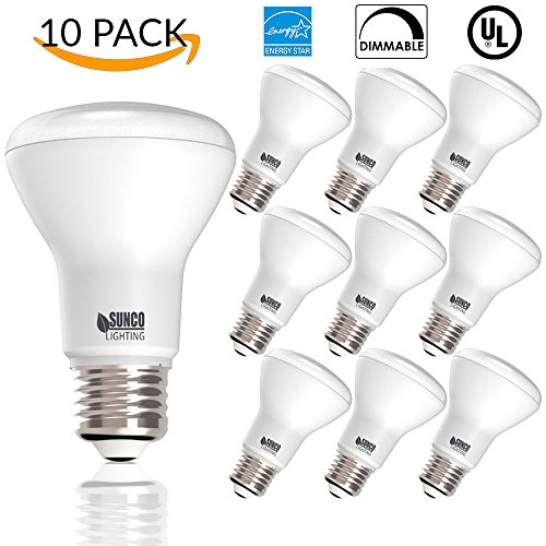 10 PACK Equivalent DIMMABLE Lighting