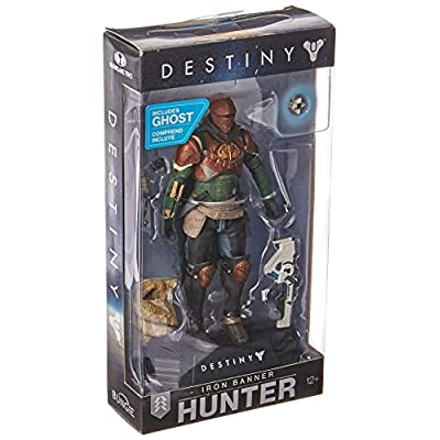 McFarlane Toys Destiny Iron Banner Hunter Action Figure: Toys & Games