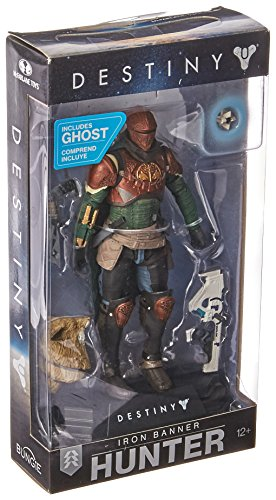 Halo Scout Costumes - McFarlane Toys Destiny Iron Banner Hunter