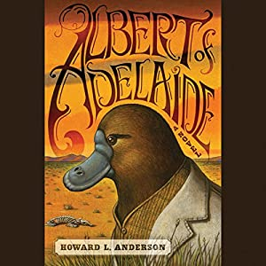 Albert of Adelaide Audiobook