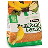 ZUPREEM 230300 Fruitblend X-Small Canary/FInch Food, 2-Pound, My Pet Supplies