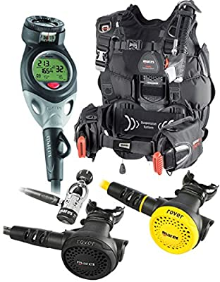 Mares Hybrid Pure Scuba Package (Medium / Large)