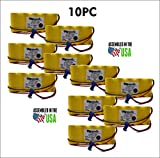 10PC Sure-Lites SL026139, 026-139,17934-P,REPLACEMENT Emergency Lighting Battery