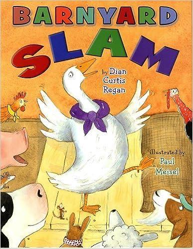 Book Barnyard Slam by Dian Curtis Regan (2010-06-01)