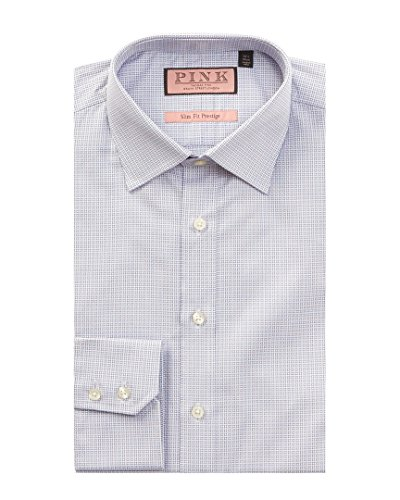 thomas-pink-mens-hesting-prestige-slim-fit-dress-shirt-165-blue