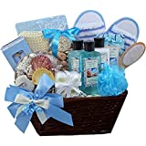 Seaside Getaway Spa Bath and Body Gift Basket Set