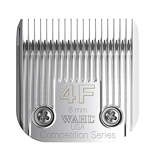 Wahl Professional Animal #4F Extra Full Coarse Competition Series Detachable Blade with 5/16-Inch Cut Length (#2375-100) (4f Blade)