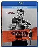 The November Man [Blu-ray + DVD] (Bilingual)