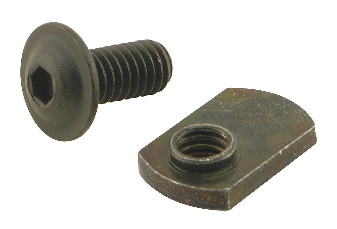 80/20 FBHSCS & T-Nut, For 15S, PK15 - 3320-15 Pack of 2
