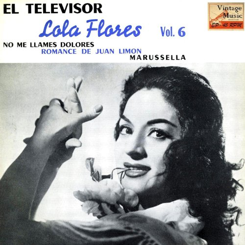 ... Vintage Spanish Song No. 101 -.