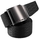 squaregarden Tactical Belt, Military Style Nylon