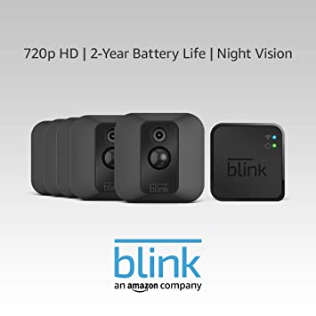 Blink XT Home Security System 1 Camera Kit with Motion Detection New
