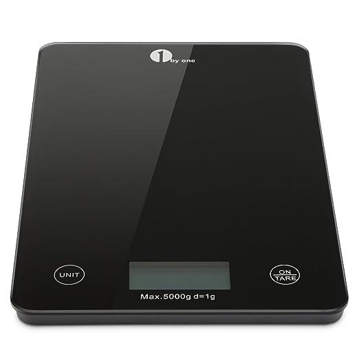 109 opinioni per 1byone Bilancia Elettronica da Cucina Digitale per Casa e Alimenti con LCD