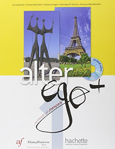 Alter Ego + 1 - Livre De L'eleve (ed. Alianca Francesa)