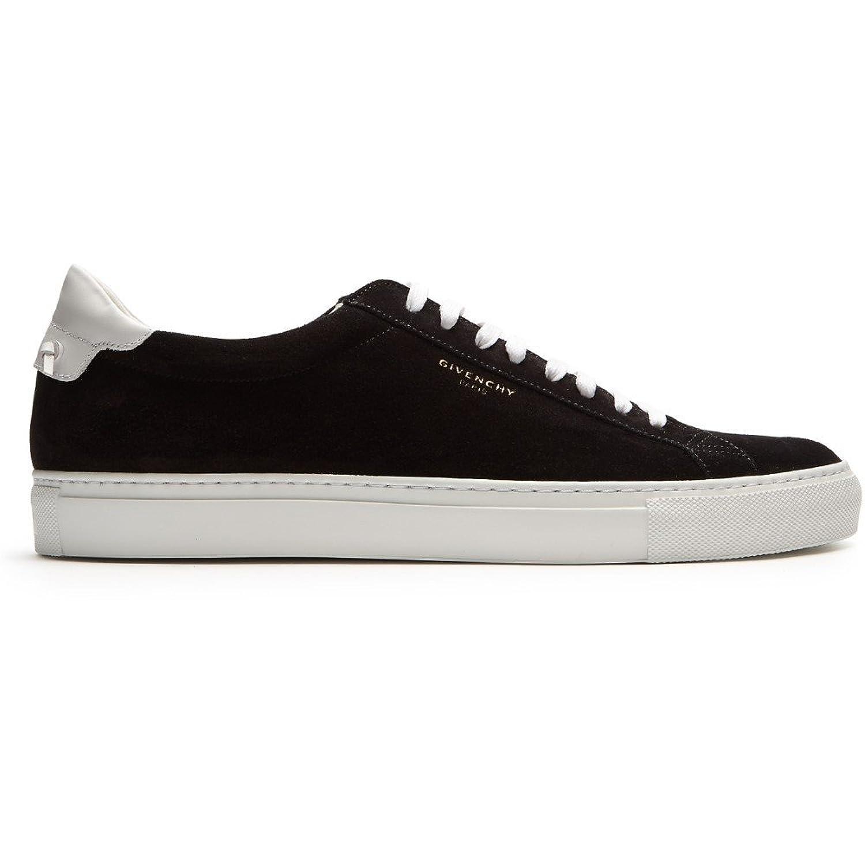 (ジバンシー) Givenchy メンズ シューズ靴 スニーカー Urban Street low-top suede trainers [並行輸入品] B079GL2C11
