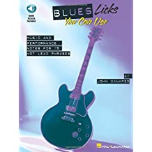 Blues Licks You Can Use