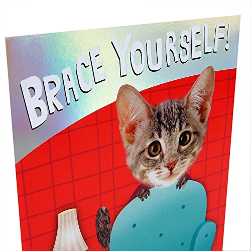 Hallmark Funny Father's Day Greeting Card (Pop-Up