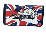 Tobacco Case Pouch Synthetic Leather Smoke For Rolling Cigars Anarchy In the UK Sex Pistols