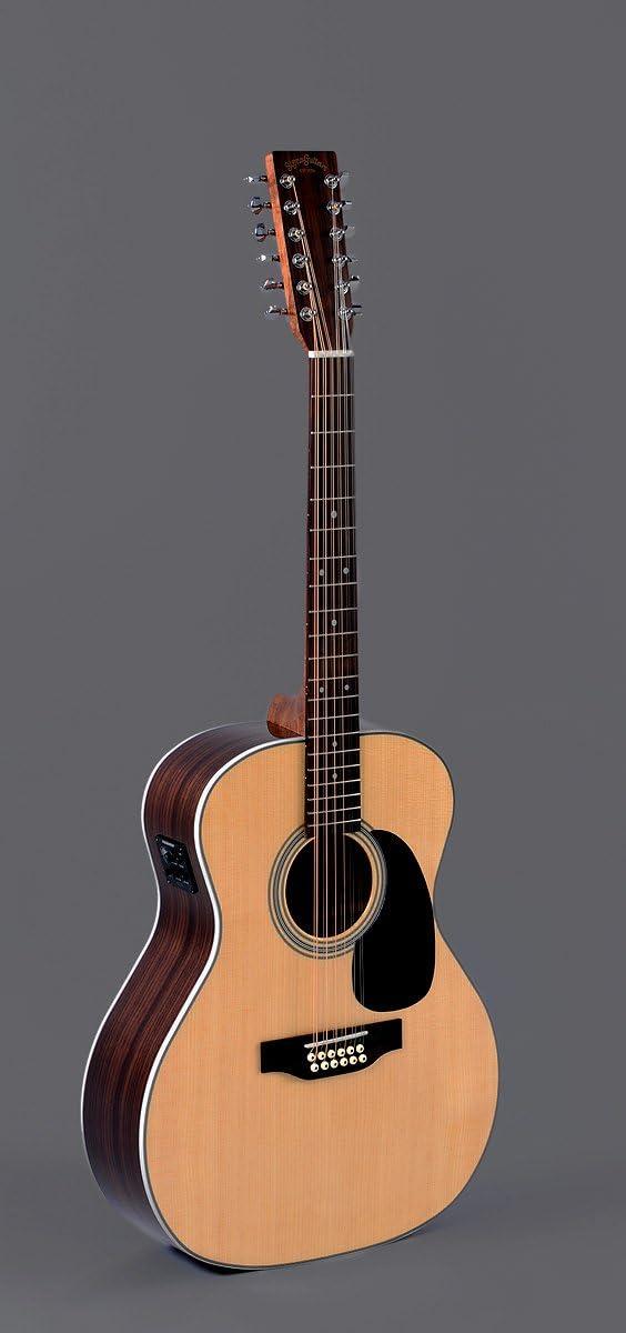 Western de guitarra Sigma jr12 – 1ste de 12 cuerdas: Amazon.es ...