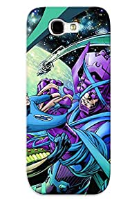 Throbbing Galaxy Note 2 Well-designed Hard Case Cover Fantastic Four 586 Protector For New Year's Gift