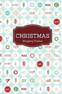 christmas card lists organizer