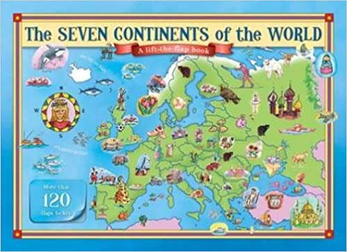 The Seven Continents of the World.: 9781742481166: Amazon.com: Books
