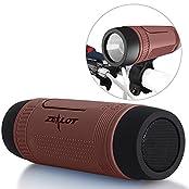 ZEALOT S1 Bluetooth4.0 Speaker Wireless Portable [4000mah Power bank][Emergency Flash Light][20 Hours Micro SD...