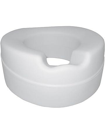 Elevador wc inodoro blando sin tapa