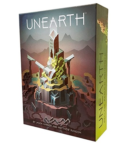Brotherwise Games Unearth Board ()