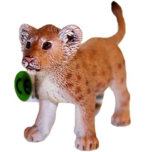 Schleich 82822 - Löwen-Junges Figur - Wild-Life Sonderedition