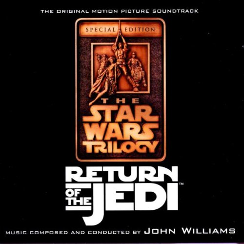 Return of the Jedi: The Original Motion Picture Soundtrack (Special Edition) (Star Wars Return Of The Jedi Soundtrack)