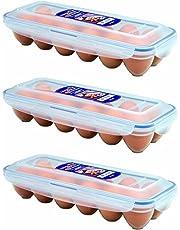 Lock & Lock Eggs Dispenser, Holder for 12 Eggs (3)
