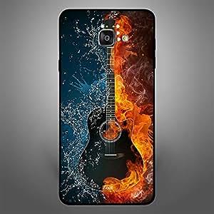 Samsung Galaxy A7 2016 Fire Ice Guitar